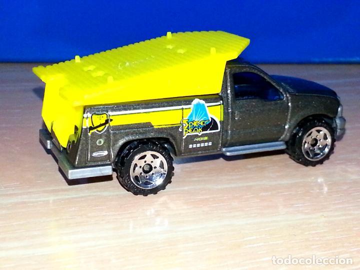 Hobbys: MATCHBOX - FORD F SERIES TRUCK - ESCALA 1/79 - 2000 MATTEL INC. - Foto 7 - 84883876