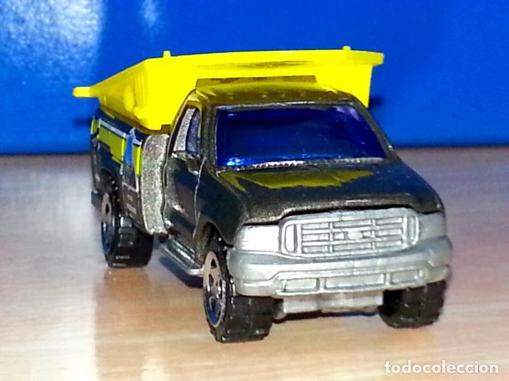 Hobbys: MATCHBOX - FORD F SERIES TRUCK - ESCALA 1/79 - 2000 MATTEL INC. - Foto 11 - 84883876