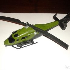 Hobbys: DIECAST HELICOPTERO DE COMBATE DE MAJORETTE MADE IN FRANCE. Lote 85269788