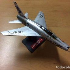 Hobbys: ALTAYA/ ATLAS : NORTH AMERICAN F-100 SABRE GUERRA DE VIETMAN. Lote 85626016