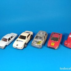 Hobbys: COCHES DIECAST VARIAS MARCAS MADE IN SPAIN E INGLATERRA COCHECITOS. Lote 92265890