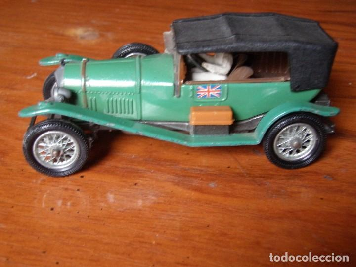 COCHE MINIATURA CORGI 4,5 LITRE BLOWER LE MANS MADE IN ENGLAND (Juguetes - Modelismo y Radiocontrol - Diecast)