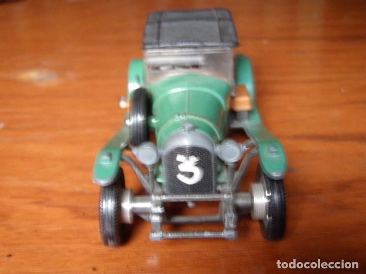 Hobbys: COCHE MINIATURA Corgi 4,5 Litre Blower Le Mans MADE IN ENGLAND - Foto 2 - 109087759