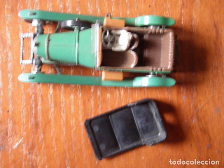 Hobbys: COCHE MINIATURA Corgi 4,5 Litre Blower Le Mans MADE IN ENGLAND - Foto 5 - 109087759