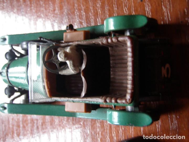 Hobbys: COCHE MINIATURA Corgi 4,5 Litre Blower Le Mans MADE IN ENGLAND - Foto 6 - 109087759
