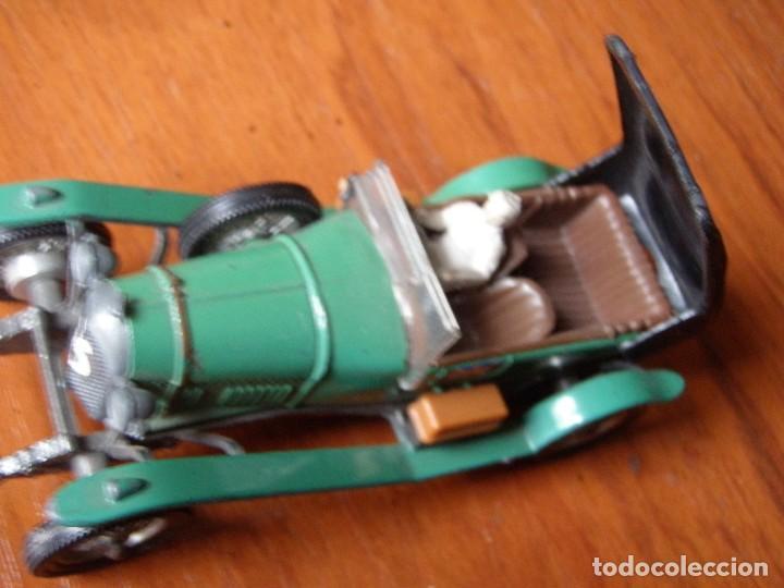 Hobbys: COCHE MINIATURA Corgi 4,5 Litre Blower Le Mans MADE IN ENGLAND - Foto 7 - 109087759