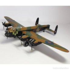 Hobbys: AVRO LANCASTER B.III MIKE SQUARED', RAF NO.103 SQUADRON, CORGI 1:72. Lote 117233723