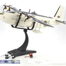 Hobbys: HIDROAVIÓN SHORT SUNDERLAND MK.III RCAF, PEMBROKE CORGI 1:72 GRAN BRETAÑA. Lote 117234295