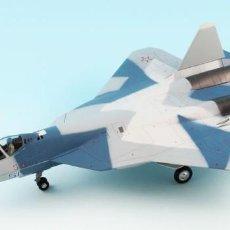 Hobbys: AVIÓN AIR FORCE 1 SUKHOI PAK FA T-50 RUSIA BLUE 51 1/72. Lote 117291847