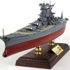 Hobbys: ACORAZADO YAMATO, ARMADA IMPERIAL JAPONESA, 1940-1945, 1:700, FORCES OF VALOR. Lote 117292575
