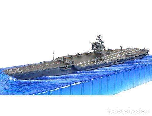 Hobbys: Portaviones 1/700 USS Enterprise USA - Foto 3 - 176677073