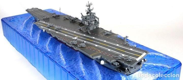 Hobbys: Portaviones 1/700 USS Enterprise USA - Foto 4 - 176677073