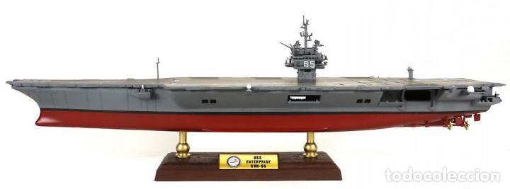 Hobbys: Portaviones 1/700 USS Enterprise USA - Foto 5 - 176677073