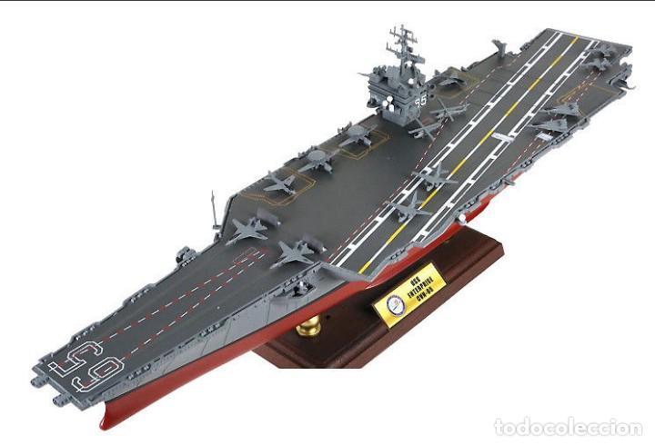 Hobbys: Portaviones 1/700 USS Enterprise USA - Foto 6 - 176677073