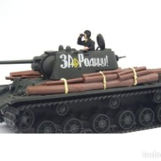 Hobbys: FORCES OF VALOR 1/32 TANQUE RUSO 2ªGM KV-1. Lote 117298771
