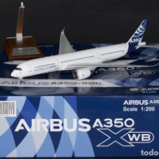 Hobbys: AVIÓN JC WINGS 1:200 AIRBUS HOUSE COLOURS AIRBUS A350-900. Lote 117657579