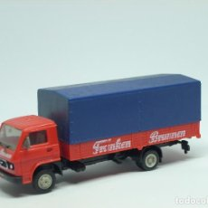 Hobbys: CAMION HERPA 1;87. Lote 118103779