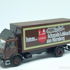 Hobbys: CAMION HERPA 1;87. Lote 118103819