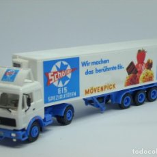 Hobbys: CAMION HERPA 1;87. Lote 118103835