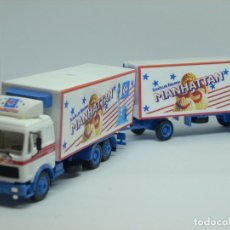 Hobbys: CAMION HERPA 1;87. Lote 118103863