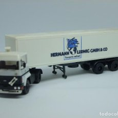 Hobbys: CAMION HERPA 1;87. Lote 118104215
