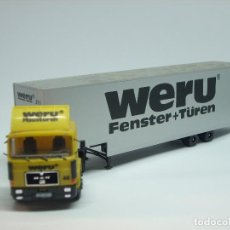 Hobbys: CAMION HERPA 1;87. Lote 118199907