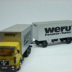 Hobbys: CAMION HERPA 1;87. Lote 118199931