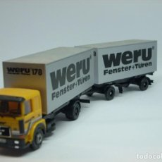 Hobbys: CAMION HERPA 1;87. Lote 118199959