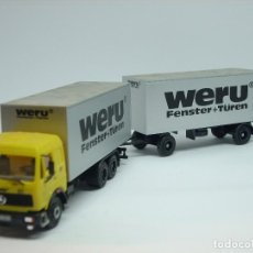 Hobbys: CAMION HERPA 1;87. Lote 118199987
