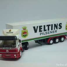 Hobbys: CAMION HERPA 1;87. Lote 118200007