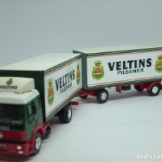 Hobbys: CAMION HERPA 1;87. Lote 118200031