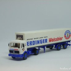 Hobbys: CAMION HERPA 1;87. Lote 121498815