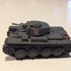 Hobbys: TANQUE PANZER 38 ESCALA 1/76 - 1/87 APROX - METAL. Lote 121653539