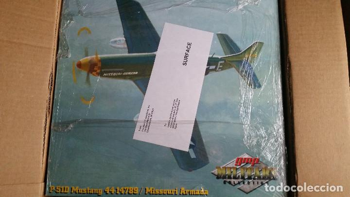 GMP 1:35 P-51D MUSTANG USAAF 35TH FG, 362ND FS, MISSOURI ARMADA (Juguetes - Modelismo y Radiocontrol - Diecast)