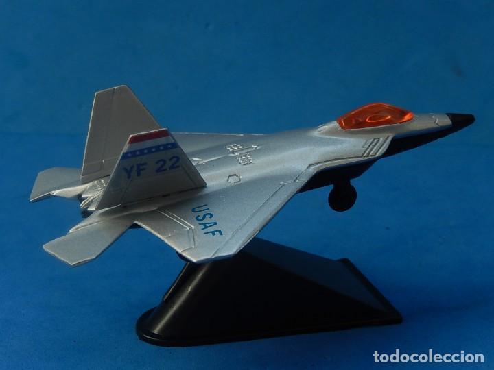 Hobbys: Pequeña maqueta avión estática. Avión americano. Spped Fighter. Fabricada en China. - Foto 2 - 129456743