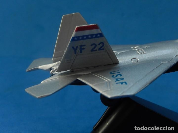 Hobbys: Pequeña maqueta avión estática. Avión americano. Spped Fighter. Fabricada en China. - Foto 3 - 129456743