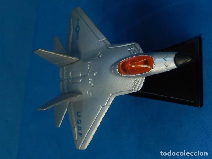Hobbys: Pequeña maqueta avión estática. Avión americano. Spped Fighter. Fabricada en China. - Foto 5 - 129456743