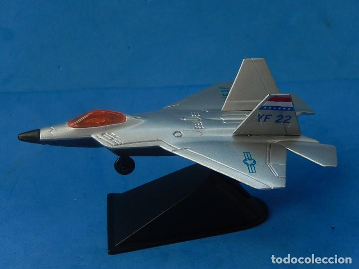 Hobbys: Pequeña maqueta avión estática. Avión americano. Spped Fighter. Fabricada en China. - Foto 6 - 129456743