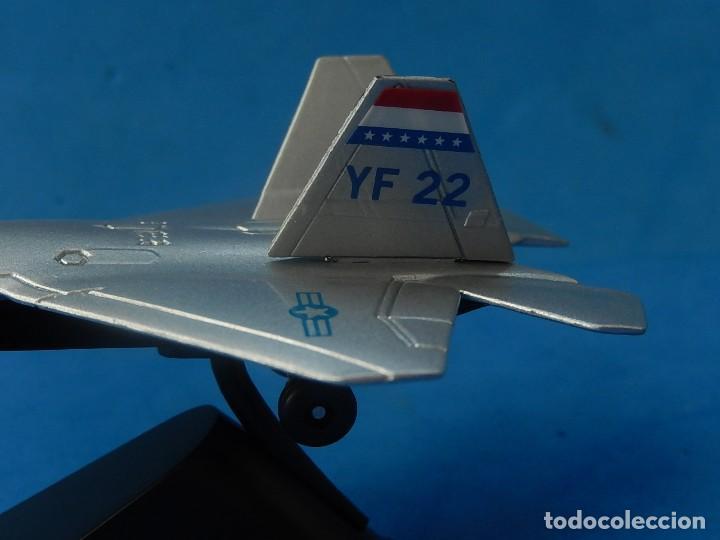 Hobbys: Pequeña maqueta avión estática. Avión americano. Spped Fighter. Fabricada en China. - Foto 7 - 129456743