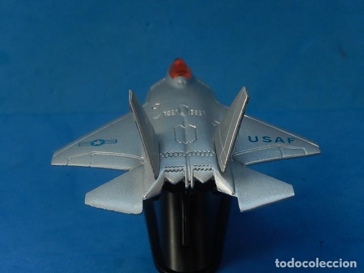 Hobbys: Pequeña maqueta avión estática. Avión americano. Spped Fighter. Fabricada en China. - Foto 9 - 129456743