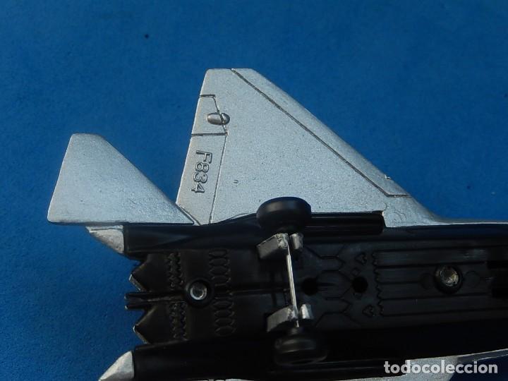 Hobbys: Pequeña maqueta avión estática. Avión americano. Spped Fighter. Fabricada en China. - Foto 11 - 129456743