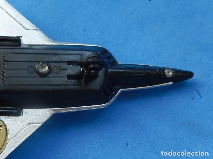 Hobbys: Pequeña maqueta avión estática. Avión americano. Spped Fighter. Fabricada en China. - Foto 13 - 129456743
