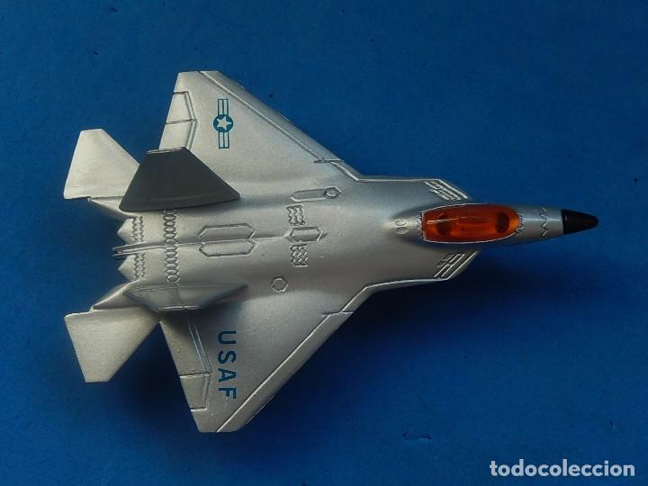 Hobbys: Pequeña maqueta avión estática. Avión americano. Spped Fighter. Fabricada en China. - Foto 14 - 129456743