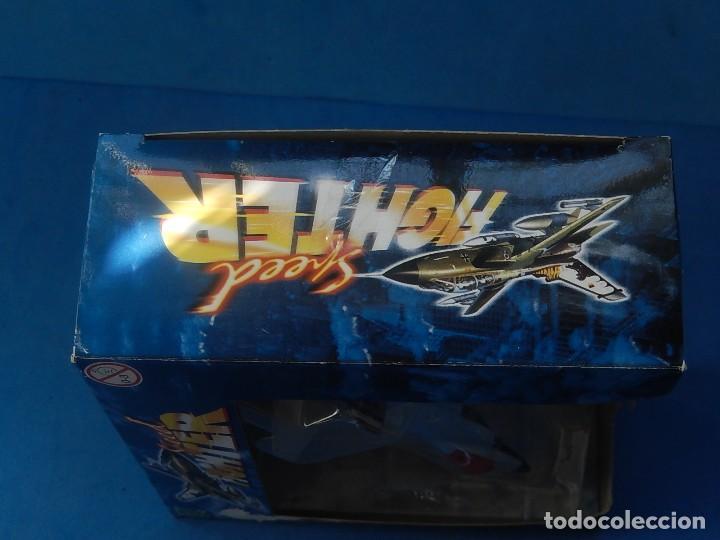 Hobbys: Pequeña maqueta avión estática. Avión americano. Spped Fighter. Fabricada en China. - Foto 20 - 129456743