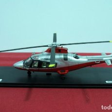 Hobbys: HELICOPTERO AGUSTA A9 POWER FERRARI NEW RAY ESCALA 1/43. Lote 131868418