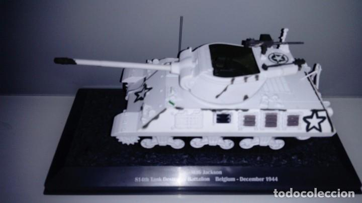 Hobbys: Carro de combate de la segunda guerra mundial 90MM GUN MOTOR CARRIAGE M36. USA - Foto 2 - 134216866