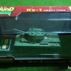 Hobbys: KV-I MODELO 1942 - EJERCITO RUSO - 1/72 EASY MODEL - REF 36290. Lote 137640142