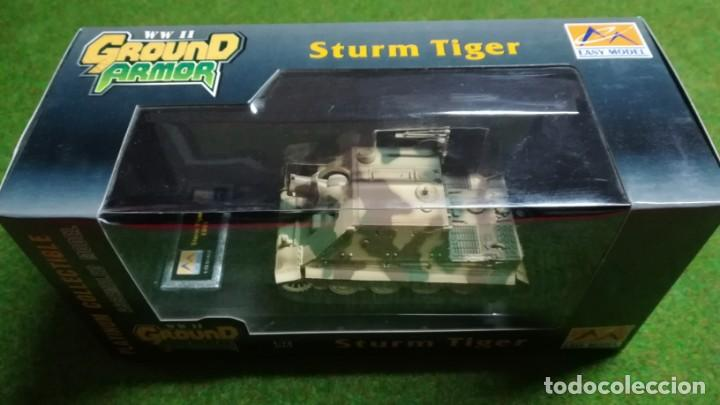 Hobbys: STURM TIGER - 1/72 EASY MODEL - REF 36103 - Foto 1 - 137640566