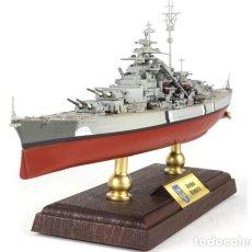 Hobbys: FORCES OF VALOR ACORAZADO ALEMÁN BISMARCK 1:700 2SªGM. Lote 145170170