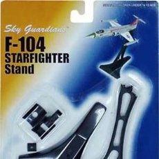 Hobbys: SOPORTE PARA AVIÓN F-104, 1:72, WITTY WINGS. Lote 146395206